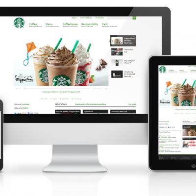 Thiết kế website responsive – vũ khí chiến lược